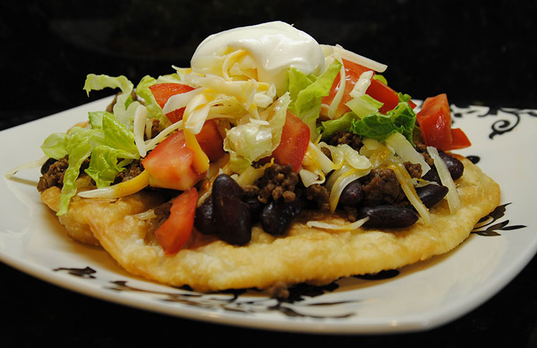 BUT WHAT ABOUT INDIAN TACOS?