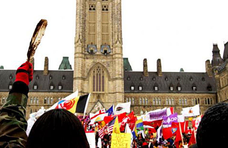 BEST OF IDLE NO MORE PICS AND VIDEO