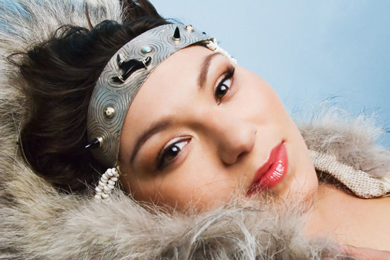 TANYA TAGAQ GIVES VOICE TO SILENT CLASSIC: NANOOK OF THE NORTH REBORN