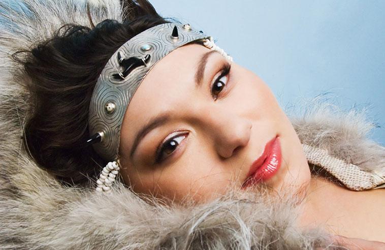 TANYA TAGAQ GIVES VOICE TO SILENT CLASSIC: NANOOK OF THE NORTH REBORN