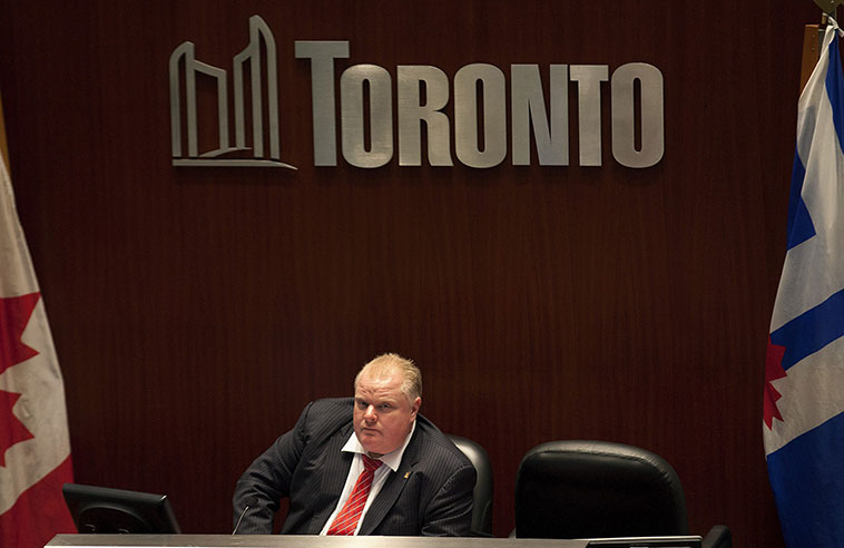 HONOURING INDIGENOUS TERRITORIES IN ROB FORD NATION: MY DAY AT THE CIRCUS