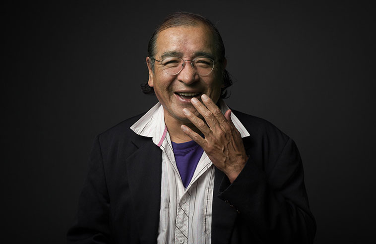 TOMSON HIGHWAY TALKS TWO-SPIRITS, LOVE, AND PERFORMANCE