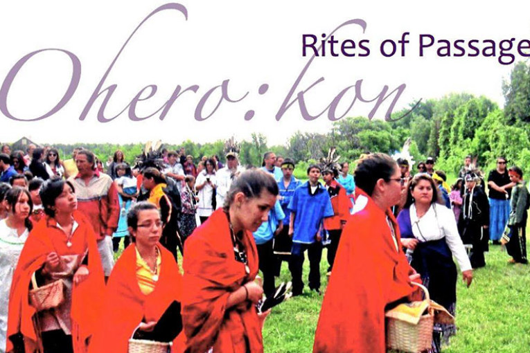 OUR FUTURE STANDING PROUD: OHEROKON RITES OF PASSAGE