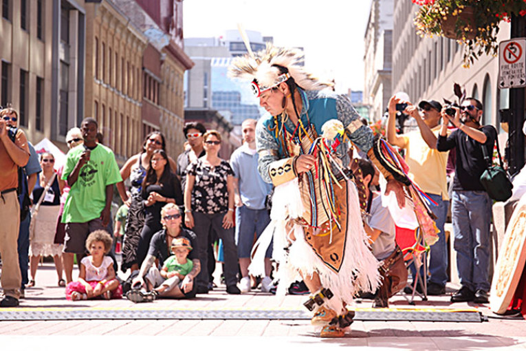 INDIGENOUS ISSUES AT FOREFRONT OF PEOPLES' SOCIAL FORUM 2014
