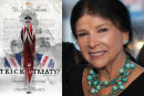 LIVING LEGEND ALANIS OBOMSAWIN PREMIERES TRICK OR TREATY? AT TIFF 2014