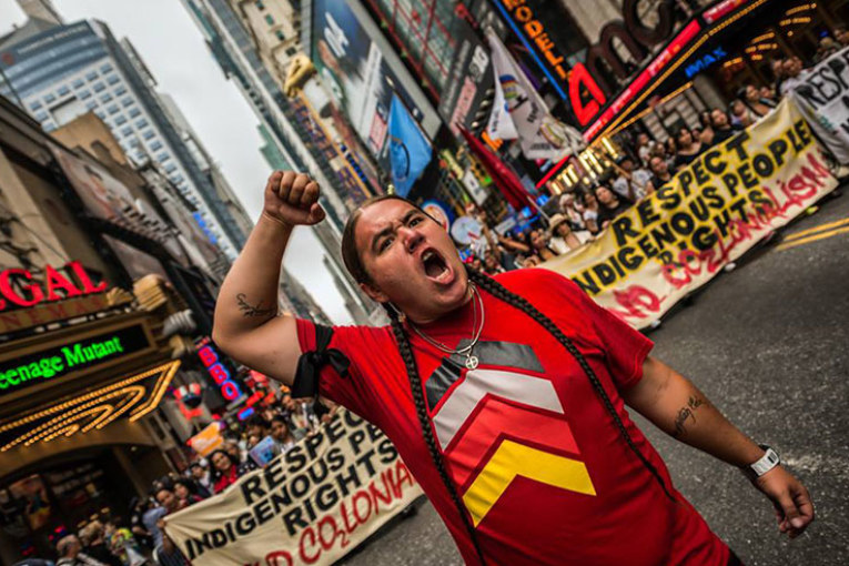 PHOTOS: 2014 PEOPLE'S CLIMATE CHANGE MARCH IN NEW YORK