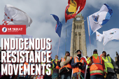 GENERATION SCREWED, MEET INDIGENOUS RESISTANCE