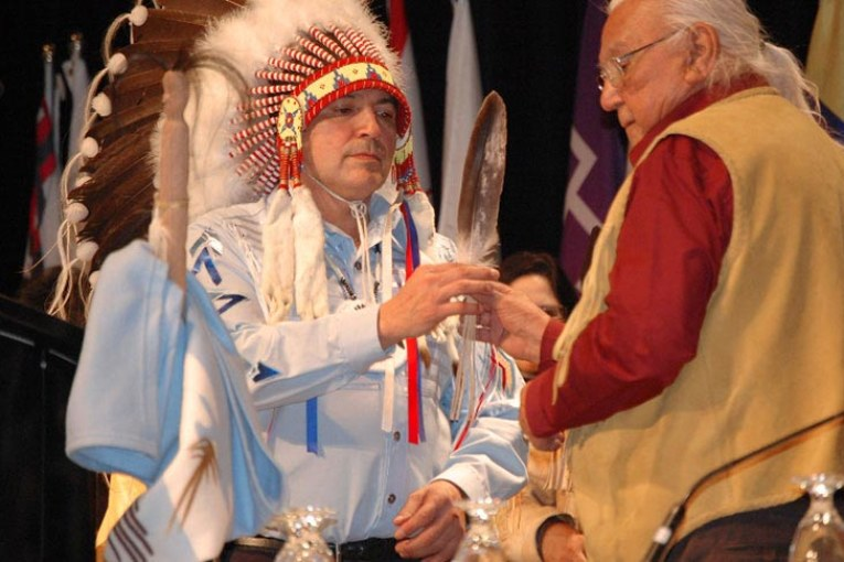 MUSKRAT READERS ELECTION RESULTS FOR AFN NATIONAL CHIEF