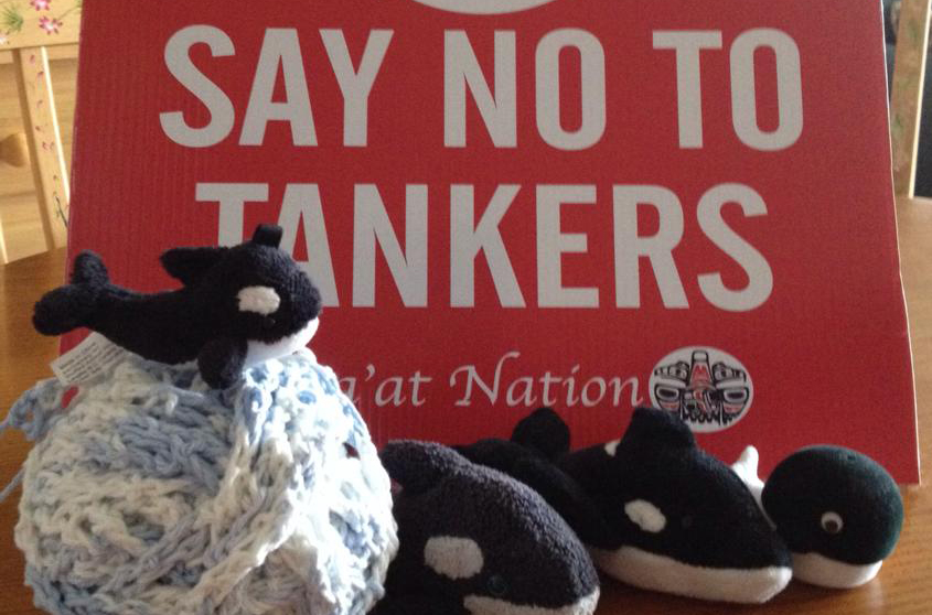 CHAIN OF HOPE FOR NORTHERN GATEWAY PIPELINE