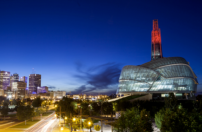 Photo: Aaron Cohen/CMHR