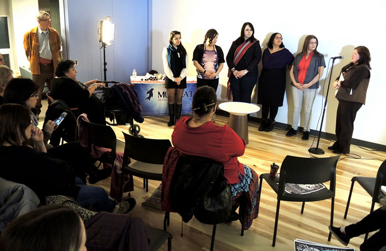 HONOURING INDIGENOUS WOMEN BOOKLAUNCH AND FUNDRAISER