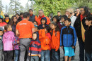 ORANGE SHIRT DAY CELEBRATES ITS 2ND YEAR TO HONOUR RESIDENTIAL SCHOOL SURVIVORS