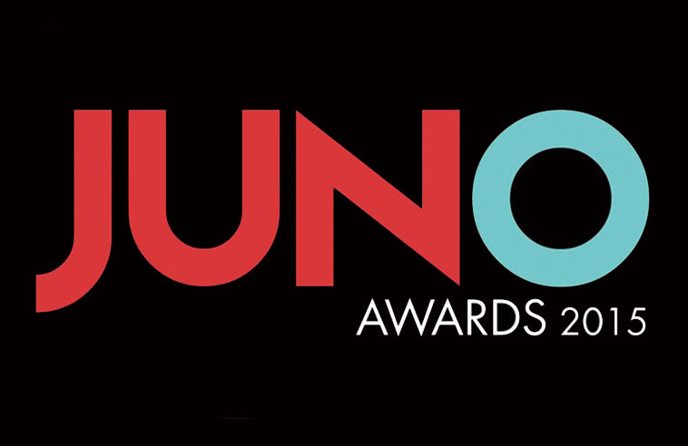 2015 JUNO AWARDS INDIGENOUS NOMINEE PLAYLIST
