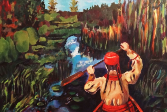HOW DO YOU SAY OTIPEMISIWAK IN FRENCH?: MÉTIS IDENTITY OUTSIDE THE RED RIVER