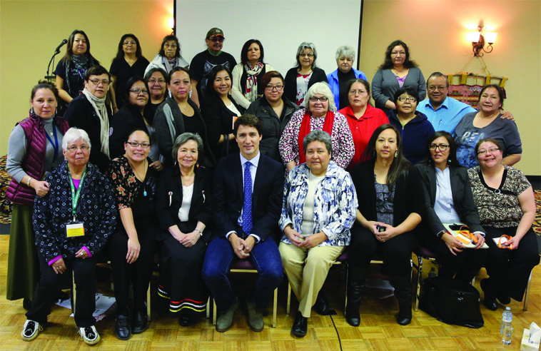 "FIRST NATIONS LEADERS CHAMPION ""OUR OWN INQUIRY"" FOR MISSING AND MURDERED INDIGENOUS WOMEN"