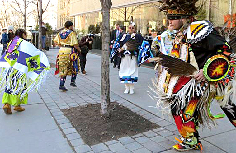 TORONTO ORGANIZATIONS SERVING URBAN ABORIGINAL YOUTH RECEIVE FEDERAL FUNDING