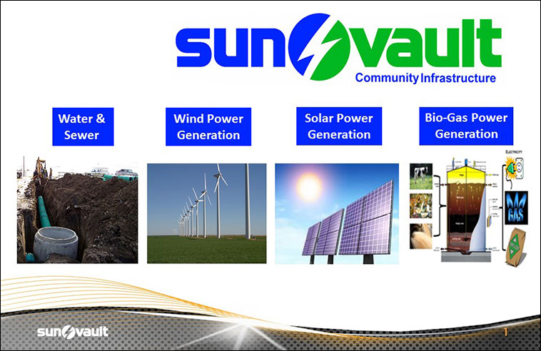 SUNVAULT ENERGY ANNOUNCES NEW PRESIDENT AND ENTERS INTO TWO FIRST NATION AGREEMENTS