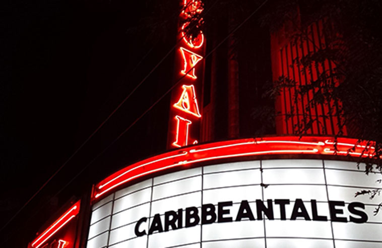 MUKSRAT CO-PRESENTS WITH CARIBBEAN TALES FILM FESTIVAL 2014