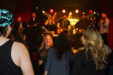 DANCE THE NIGHT AWAY: DONNA'S BOY AND MUSKRAT MAGAZINE CELEBRATE NEW BEGINNINGS