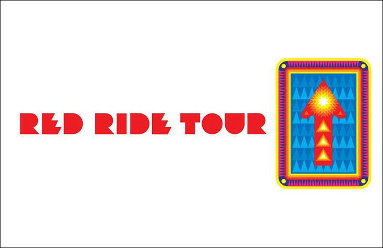 THE RED RIDE TOUR HITS THE ROAD IN ITS FIFTH INCARNATION WITH A MIX OF MUSICAL GENRES AND INDIGENOUS ARTISTS