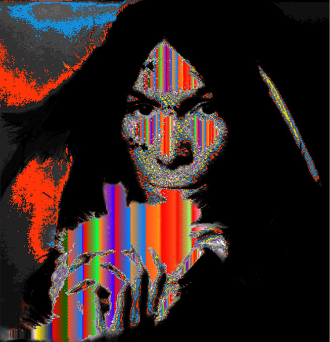 Digital Art - Buffy Sainte-Marie