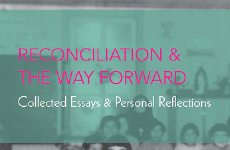 'RECONCILIATION & THE WAY FORWARD' BOOK LAUNCH – OPEN SPACE CENTRE