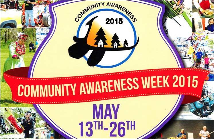 SIX NATIONS' COMMUNITY AWARENESS WEEK 2015