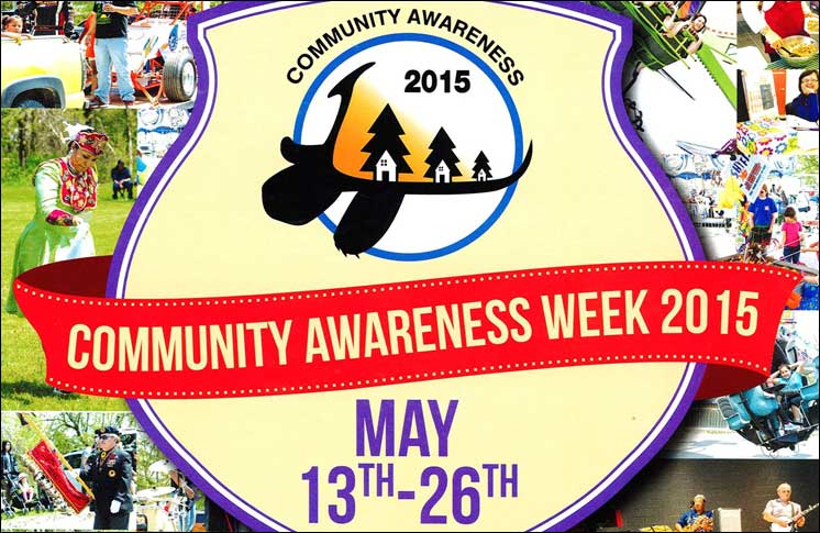 SIX NATIONS' COMMUNITY AWARENESS WEEK 2015