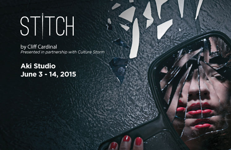 INVITATION BY RSVP – OPENING NIGHT PERFORMANCE OF 'STITCH'