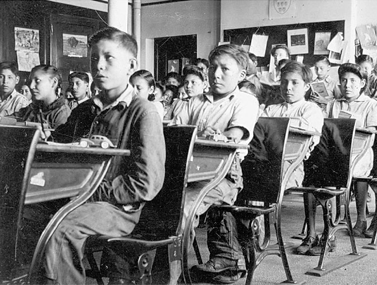 THE KAMLOOPS RESIDENTIAL SCHOOL MASS GRAVE EXPOSES WHO CANADA IS & THE WORK AHEAD