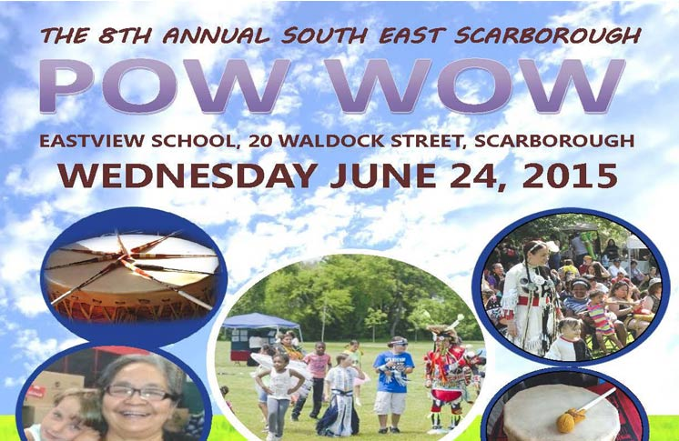 8TH ANNUAL SOUTH EAST SCARBOROUGH POW WOW