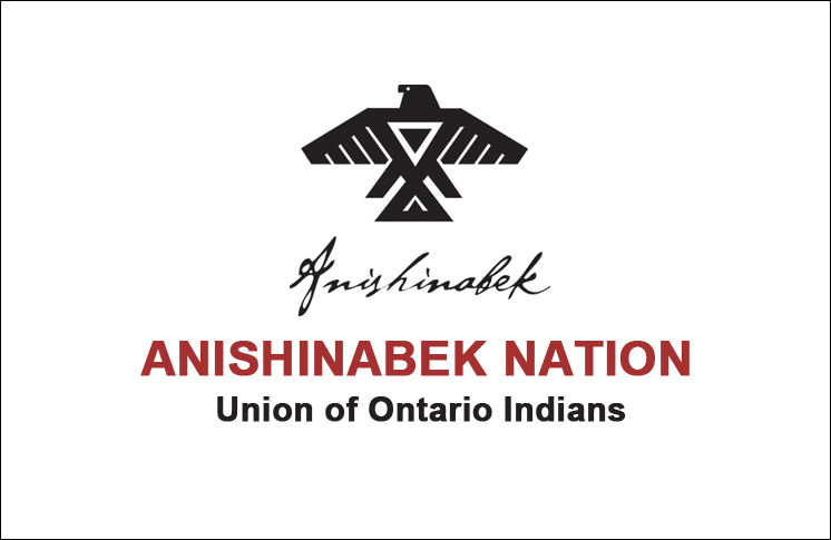 ANISHINABEK MOURN THE PASSING OF CHIEF RICHARD SHAWANDA