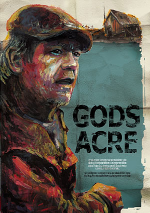 Gods Acre Poster