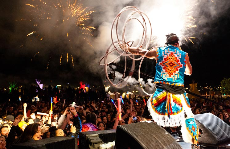 HAPPY ABORIGINAL DAY: MUSKRAT'S ACTION PACKED LIST OF CELEBRATIONS ACROSS TURTLE ISLAND 2015