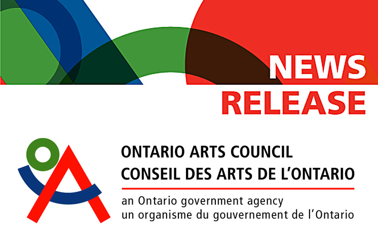 DANIEL DAVID MOSES RECEIVES 2015 ONTARIO ARTS COUNCIL ABORIGINAL ARTS AWARD