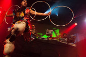 MUST SEE ACTS AT THE PAN AM ABORIGINAL PAVILION