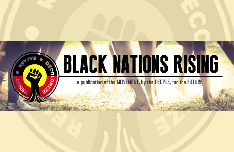 WAR TO LAUNCH NEW NATIONAL ABORIGINAL MAGAZINE 'BLACK NATIONS RISING'