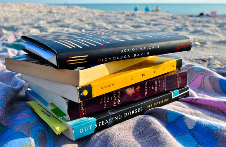 COMPELLING INDIGENOUS SUMMER READS FOR 2015