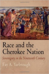 Race and The Cherokee Nation | image source : amazon.com