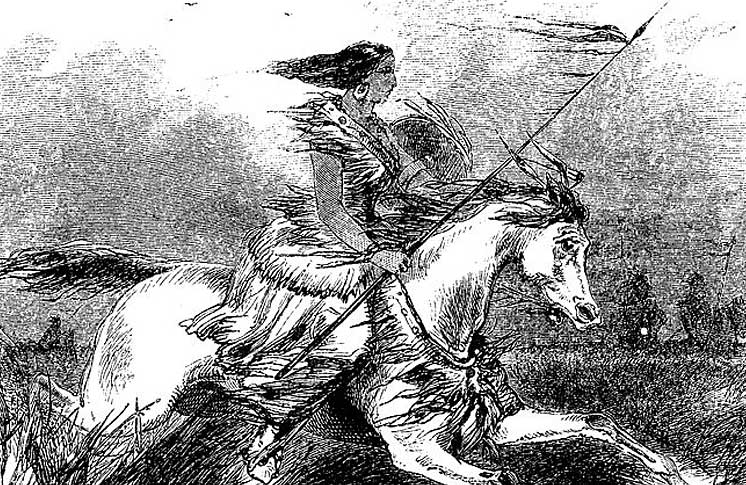 FIGHT THE POWER: 100 HEROES OF NATIVE RESISTANCE, WOMEN WARRIORS