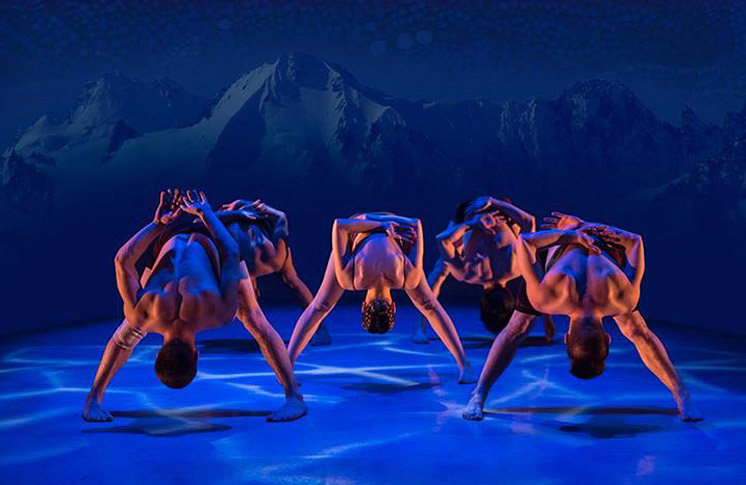 BACKBONE: WORLD PREMIERE – A CUTTING-EDGE NEW DANCE CREATION INSPIRED BY THE 'SPINE' OF THE AMERICAS.