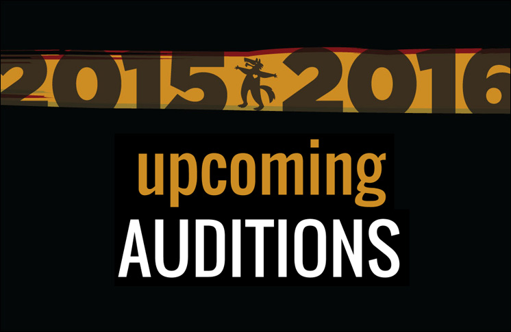 NOTICE OF AUDITIONS FOR  NATIVE EARTH PERFORMING ARTS