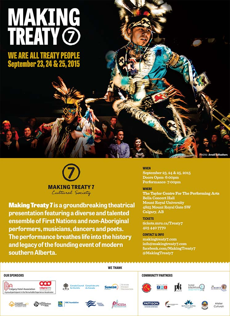 MAKING TREATY 7