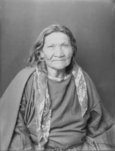 Running Eagle (Brown Weasle Women) | Image Source: www.indiancountrytodaymedianetwork.com