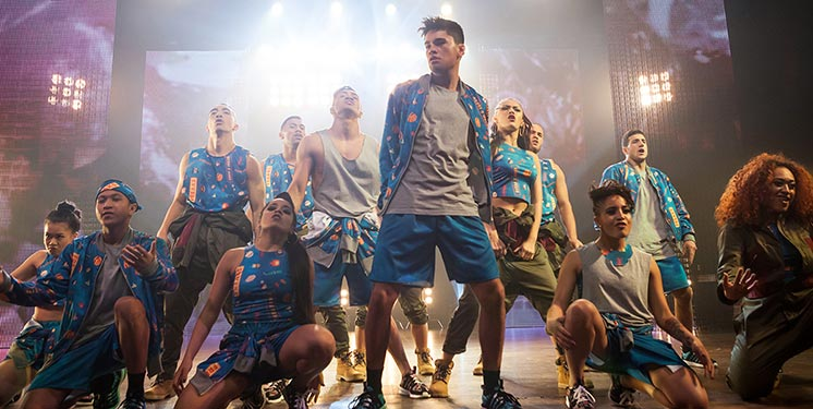 Scene From Born To Dance
