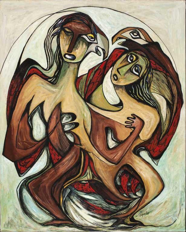 So Great by Daphne Odjig