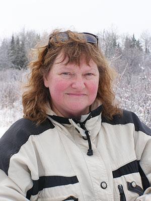 Canadian Metis artist, Colleen Gray