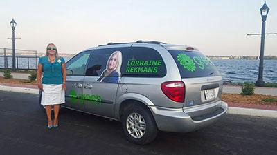 Lorraine Rekmans