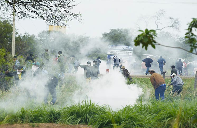 RISING TENSIONS IN BOLIVIA OVER OIL AND GAS EXPLOITATION ON INDIGENOUS LANDS
