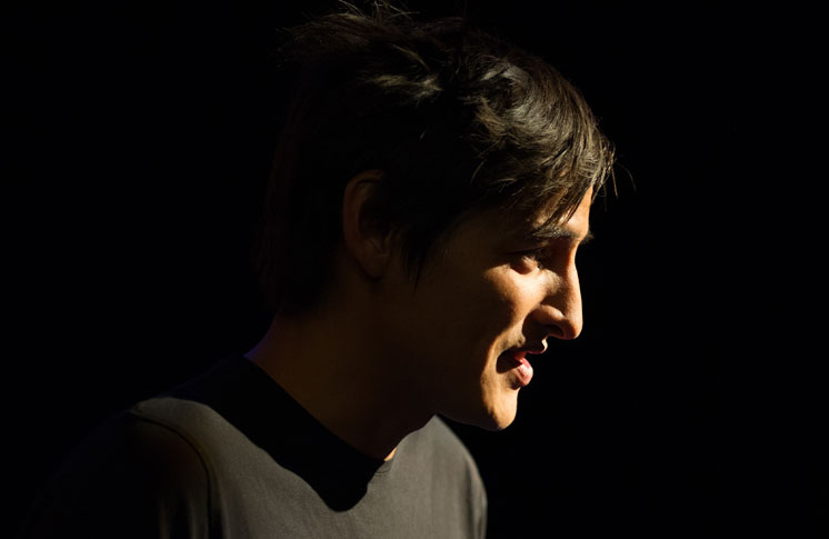 THE DARKLY COMIC HUFF BY CLIFF CARDINAL OPENS NATIVE EARTH PERFORMING ARTS' 2015-16 SEASON!
